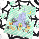 DIY Disney Inspired Halloween Boo To You Puzzle!