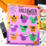 Our Disney Plus Halloween Movie Playlist + Free Printable!