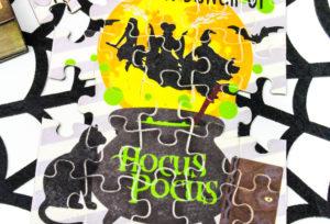 DIY Hocus Pocus Puzzle!