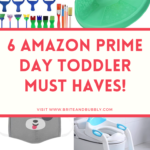 6 Amazon Prime Day Must Haves For Toddlers!