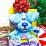 Holiday Gift Idea: Blue's Clues & You! Peek-A-Blue For The Holidays!