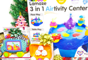 Holiday Gift Idea: Lamaze Toys For Baby & Toddlers!