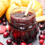 Instant Pot Thanksgiving Cranberry Sauce!