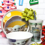 Star Wars The Mandalorian Zak Designs Tableware Gift Ideas + Giveaway