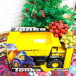 Holiday Gift Idea: Tonka Classic Steel Mighty Dump Truck!