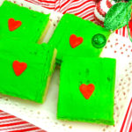 Grinchmas Cookie Bars!