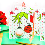 Free Printable Grinchmas Shaker Cards!