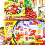 Holiday Gift Idea: Ricky Zoom Toys!
