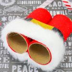 DIY Santa Binoculars!