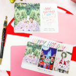 Our Family Holiday Cards From Chatbooks!