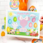 Printable Disney Inspired Easter Egg Hunt!