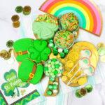 Saint Patrick's Day Treat Board!