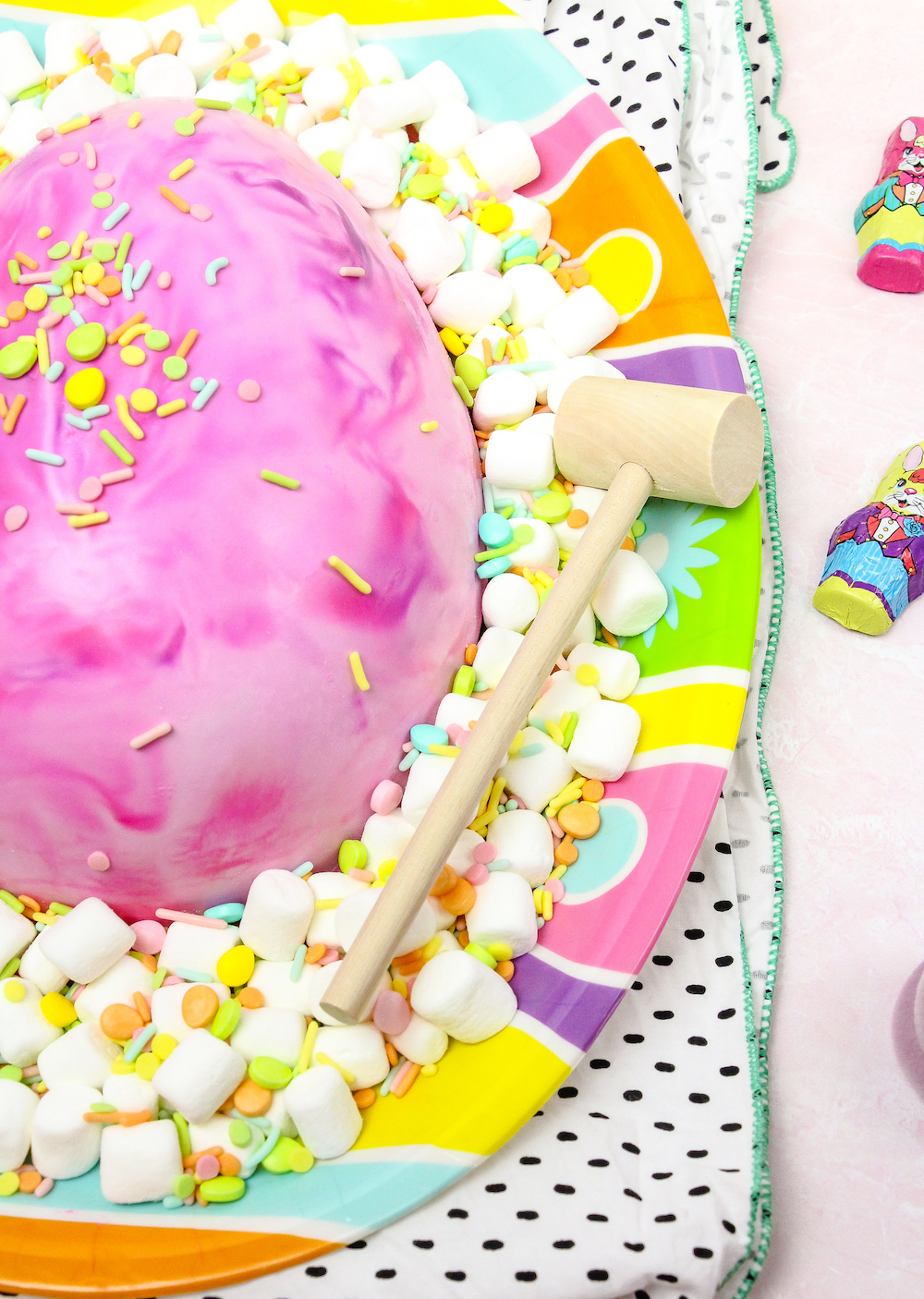 Photo of Hammer with Easter Smash Egg