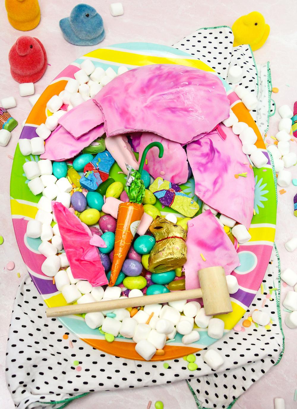 Photo of Broken Easter Smash Egg