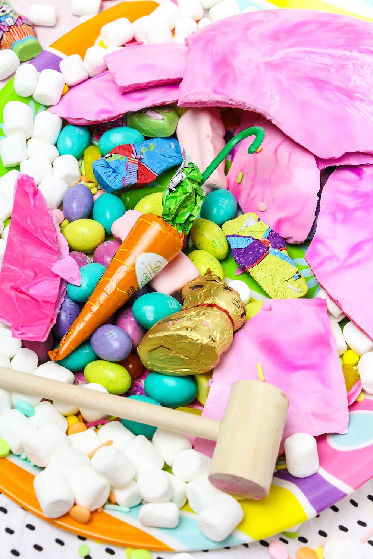 Photo of Easter Smash Egg Inside
