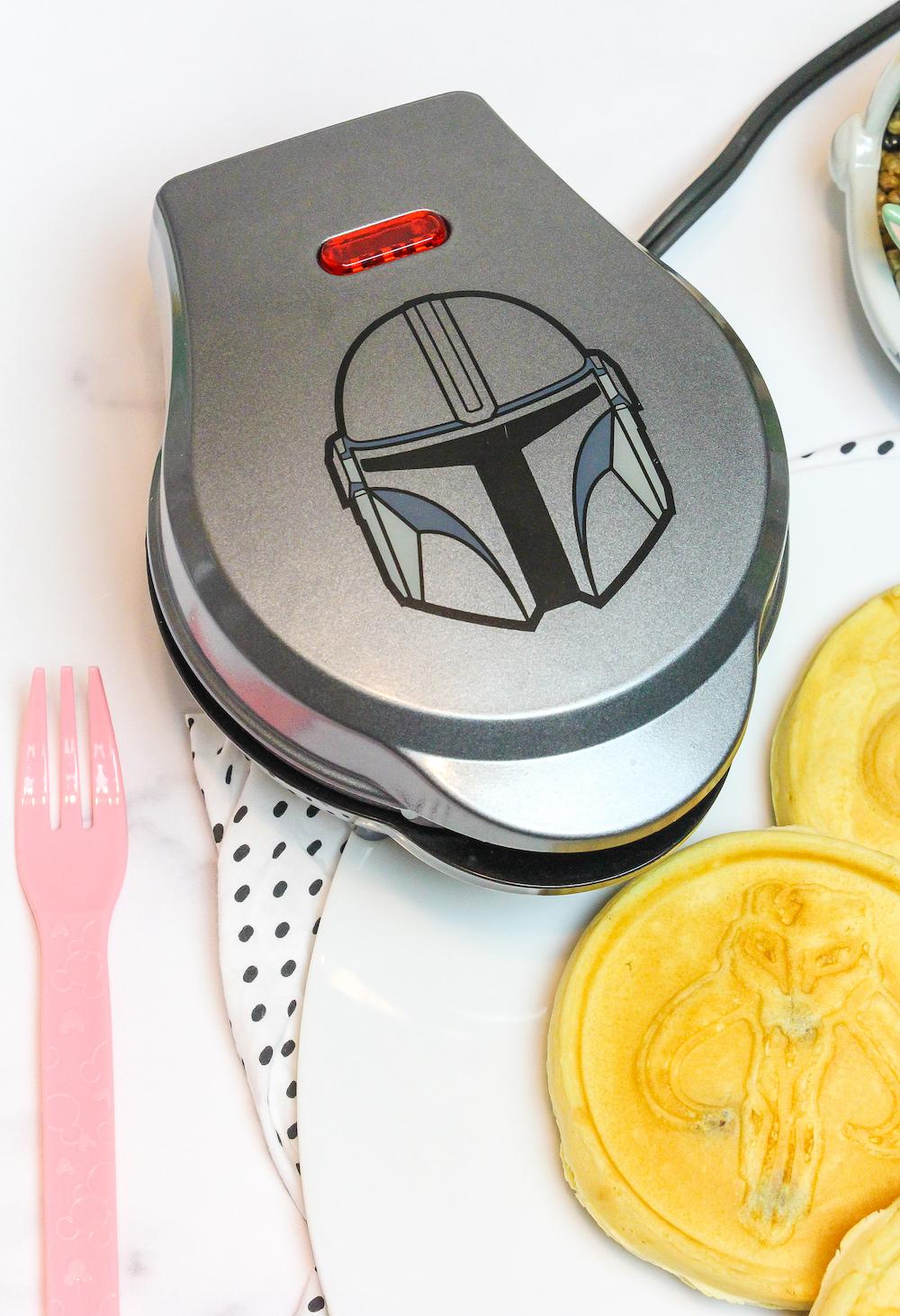 Mandolorian Mini Waffle Makers