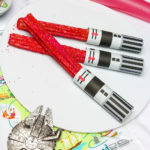 DIY Red Lightsaber Churros!