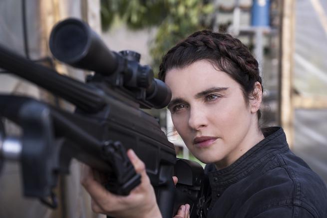Black Widow Movie Rachel Wiez