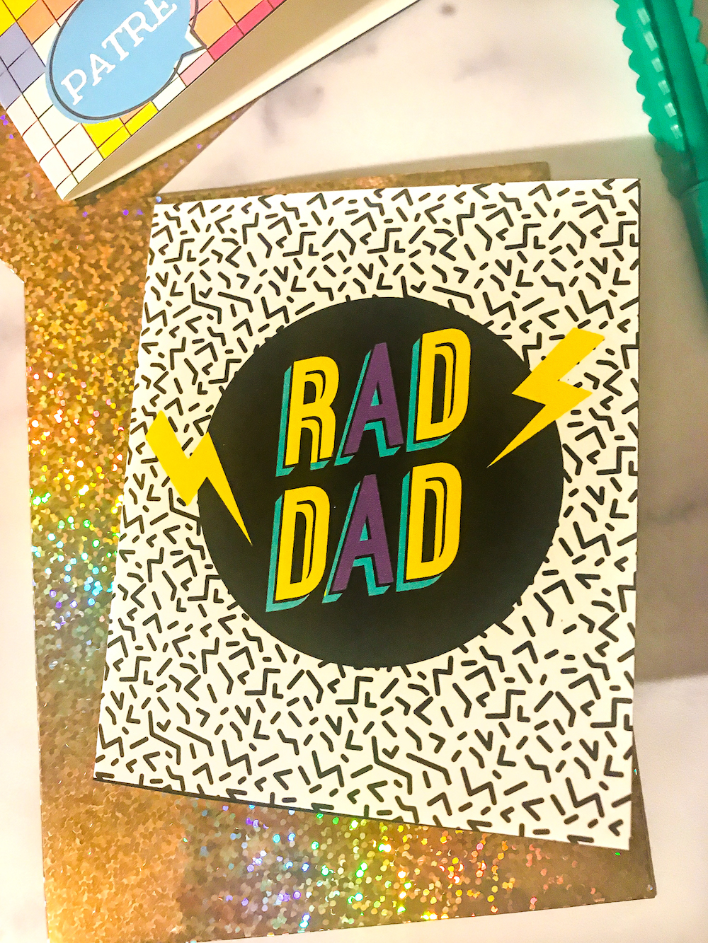 Father's Day Printable Card