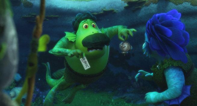 Disney Pixar Luca Sea Monster Parents