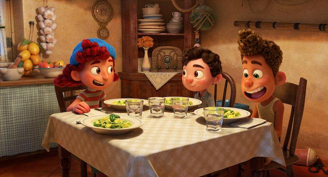 Disney Pixar Luca Kids