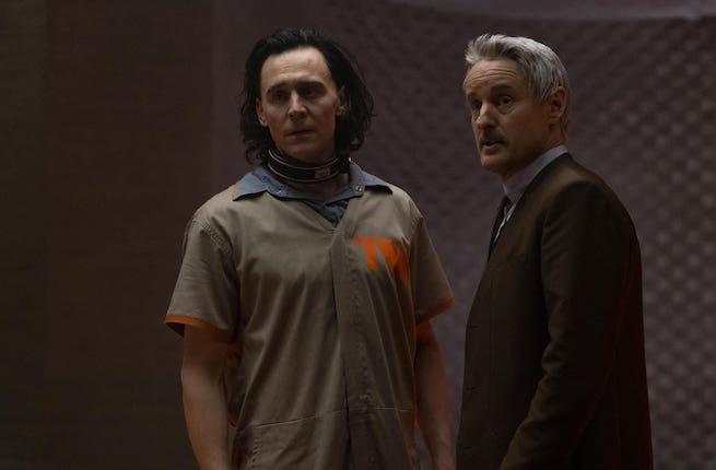 Loki Episode screen shot
