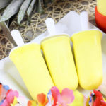 Dole Whip Popsicles For Dole Whip Day!