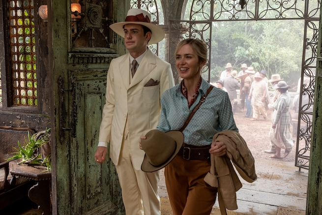 Jungle Cruise Movie  Emily Blunt