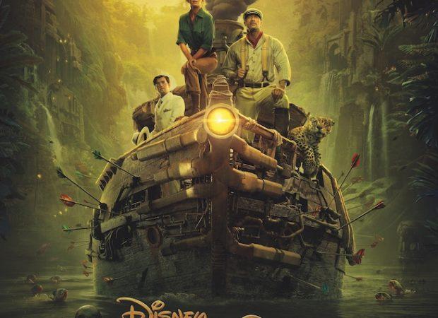 Jungle Cruise Movie Poster