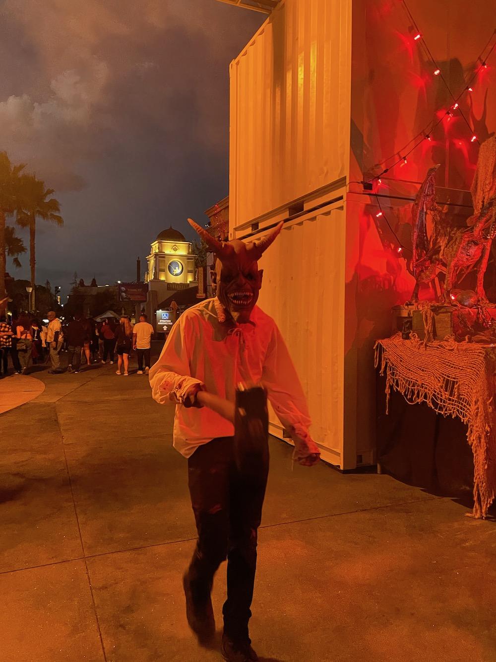 Halloween Horror Nights 2021 at Universal Studios Hollywood